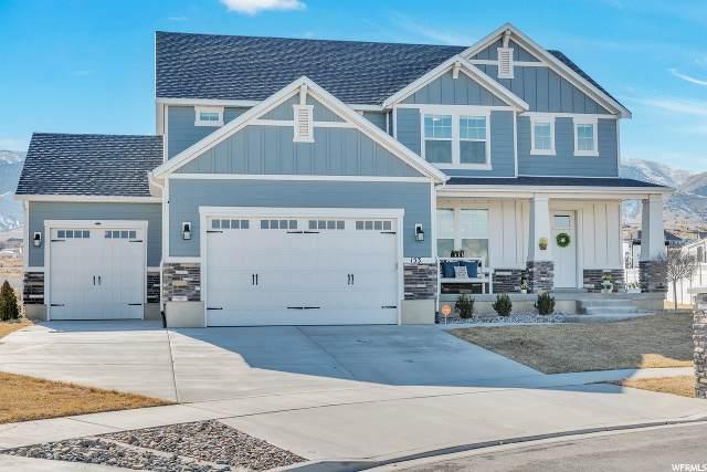 153 W Lake Cove Cir, Saratoga Springs, UT 84045 (#1659444) :: goBE Realty