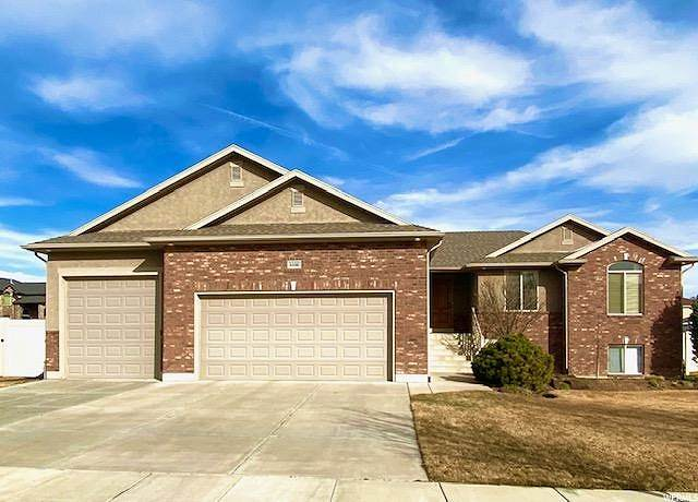 5336 S 4550 W, Hooper, UT 84315 (#1659518) :: Doxey Real Estate Group