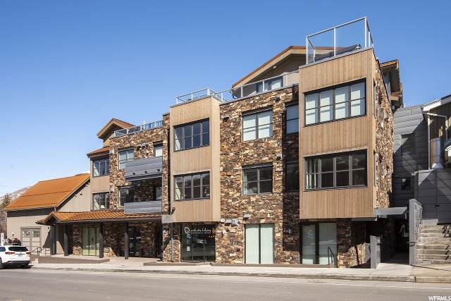 820 Park Ave #204, Park City, UT 84060 (#1659627) :: Doxey Real Estate Group