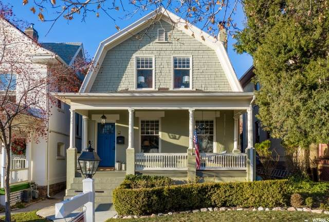911 E Third Ave, Salt Lake City, UT 84103 (#1659760) :: Colemere Realty Associates