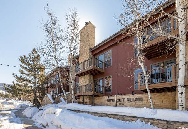 1375 Woodside Ave #100, Park City, UT 84060 (#1659784) :: Colemere Realty Associates