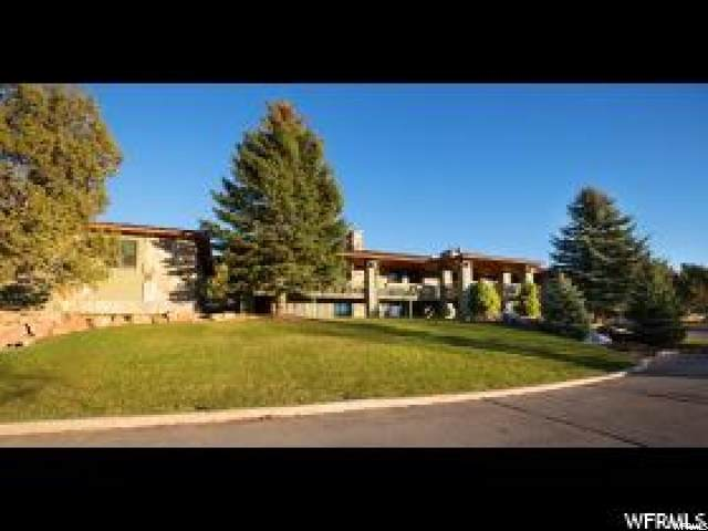 2620 E Lake Creek Rd, Heber City, UT 84032 (#1659810) :: Big Key Real Estate