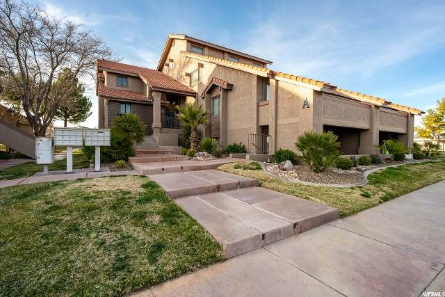 860 S Village Rd A5, St. George, UT 84770 (#1659826) :: Colemere Realty Associates