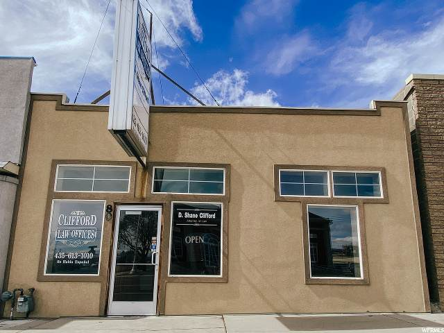 86 S Carbon Ave Ave S, Price, UT 84501 (#1660087) :: EXIT Realty Plus