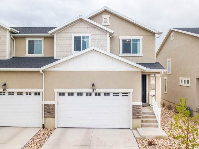 187 W Whitewater Dr, Vineyard, UT 84059 (#1660135) :: RE/MAX Equity