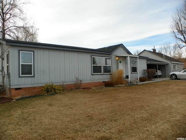 171 N 700 E, Richfield, UT 84701 (#1660226) :: Utah Best Real Estate Team | Century 21 Everest