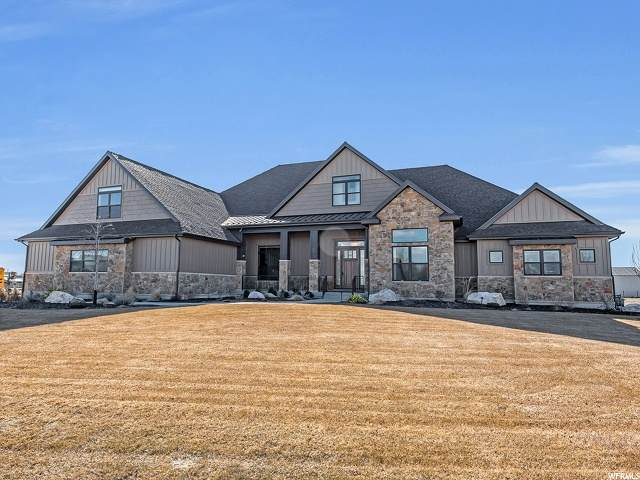 5561 S 6800 W, Hooper, UT 84315 (#1660291) :: Doxey Real Estate Group