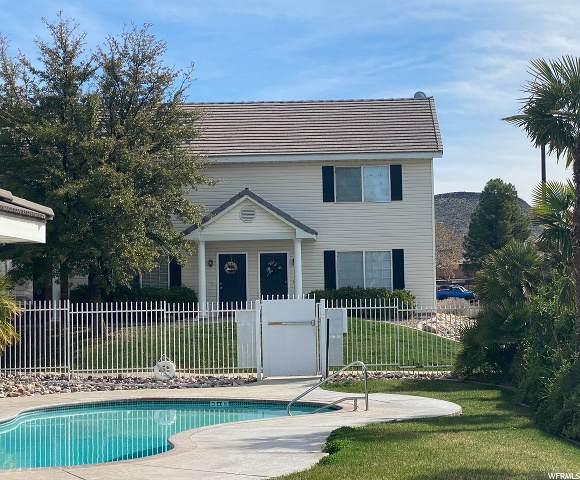 1735 W 540 N #1305, St. George, UT 84770 (MLS #1660579) :: Lookout Real Estate Group