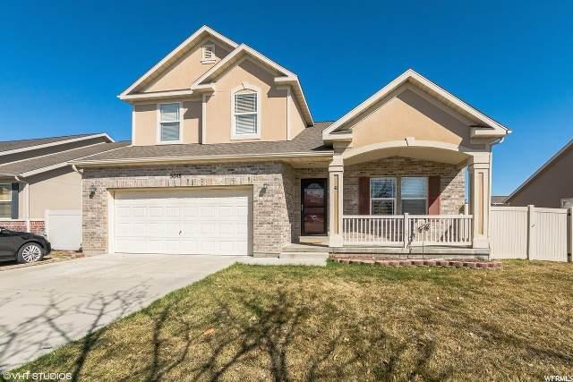 5048 W Morning Cloak Way S, Riverton, UT 84096 (MLS #1660684) :: Lookout Real Estate Group