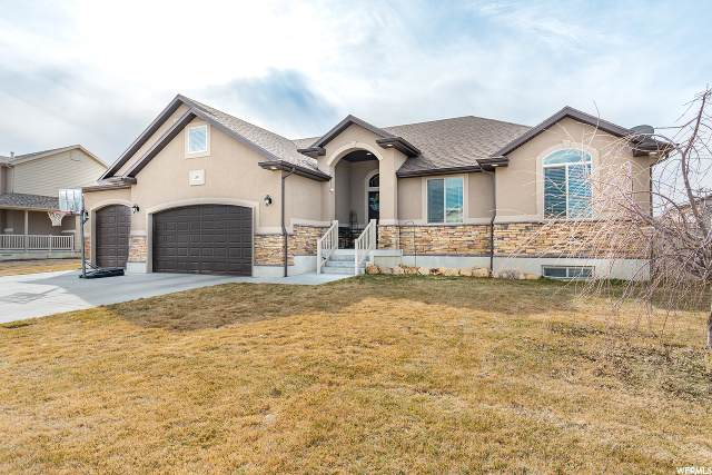 4587 W 5800 S, Hooper, UT 84315 (#1660856) :: Doxey Real Estate Group