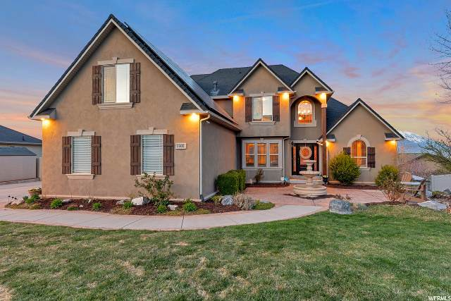 2302 S Morgan Rd, Saratoga Springs, UT 84045 (#1661030) :: Colemere Realty Associates