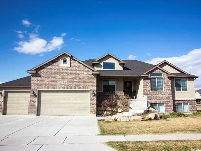4938 W 4950 S, Hooper, UT 84315 (#1661044) :: Doxey Real Estate Group