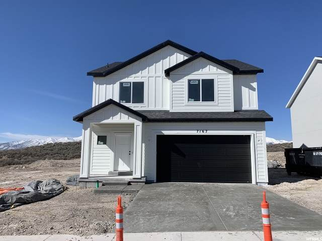 7157 N Slick Rock Way, Eagle Mountain, UT 84005 (#1661049) :: The Fields Team