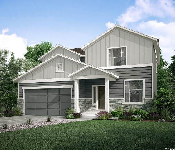 6282 S Hightower Rd W #115, West Valley City, UT 84118 (MLS #1661170) :: Lookout Real Estate Group