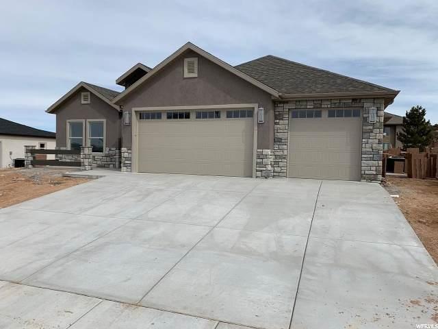 3586 W Foundation Trl #5, Cedar City, UT 84720 (#1661195) :: Big Key Real Estate