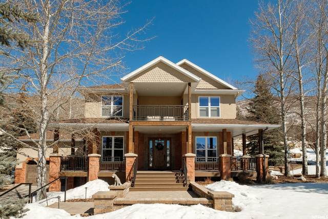 2496 Daybreaker Dr W, Park City, UT 84098 (MLS #1661207) :: High Country Properties