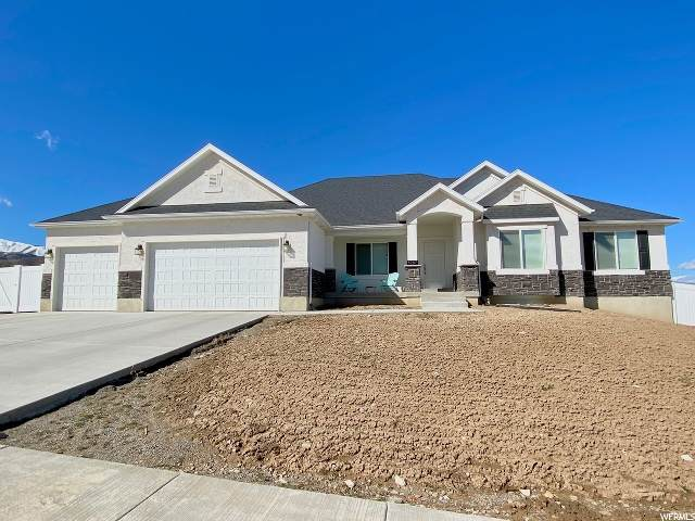 1257 N Christley Ln E #51, Elk Ridge, UT 84651 (#1661263) :: The Fields Team