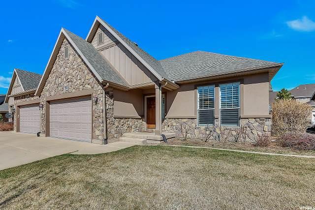5552 W Village Dr, Highland, UT 84003 (#1661273) :: Big Key Real Estate