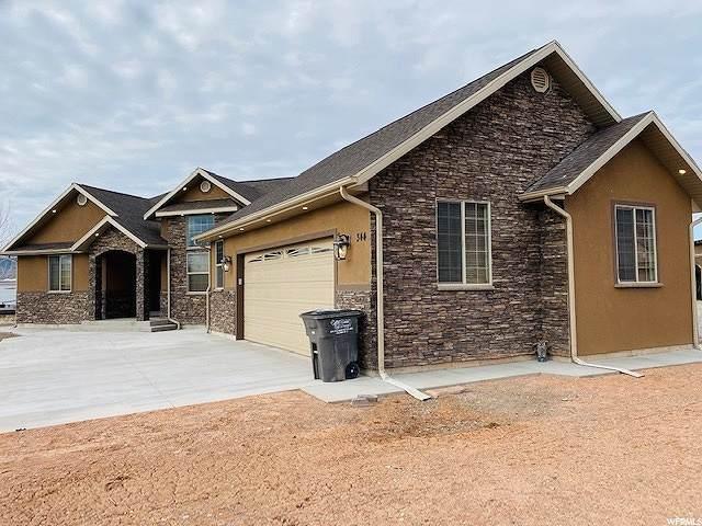 344 W Lizs Way S, Monroe, UT 84754 (MLS #1661289) :: Lookout Real Estate Group