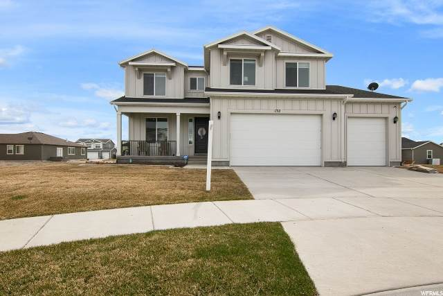 132 E 190 N, Vineyard, UT 84059 (#1661389) :: The Fields Team