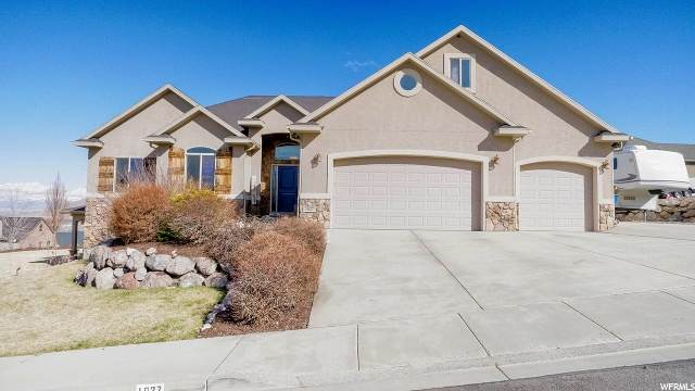 1027 E 430 S, Santaquin, UT 84655 (#1661455) :: Utah Best Real Estate Team   Century 21 Everest