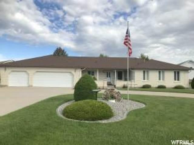 861 N Fairway Dr, Preston, ID 83263 (#1661526) :: Utah Best Real Estate Team | Century 21 Everest
