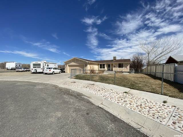 2523 S 660 W, Price, UT 84501 (#1661562) :: Colemere Realty Associates