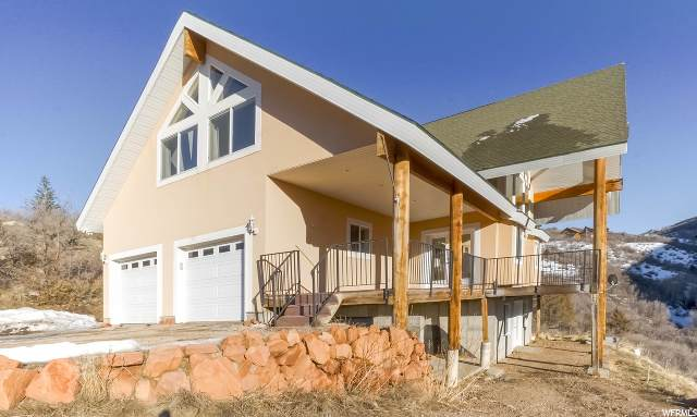 8638 E Lake Pines Dr S #255, Heber City, UT 84032 (#1661575) :: Doxey Real Estate Group