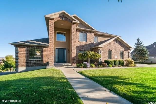 5814 W Cuchara Way, Herriman, UT 84096 (MLS #1661625) :: Lookout Real Estate Group