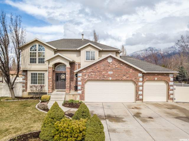 2008 E 7800 S, South Weber, UT 84405 (#1661712) :: Doxey Real Estate Group