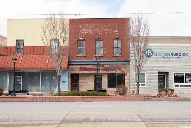 151 N Main, Richfield, UT 84701 (#1661746) :: Utah Best Real Estate Team | Century 21 Everest