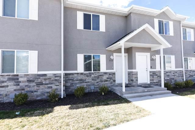 603 N Shay Ln W, Tooele, UT 84074 (#1661789) :: Big Key Real Estate