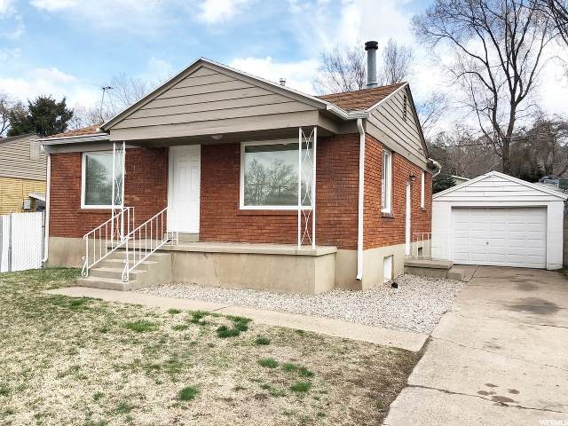 3870 S Jefferson Ave E, South Ogden, UT 84403 (#1661894) :: REALTY ONE GROUP ARETE