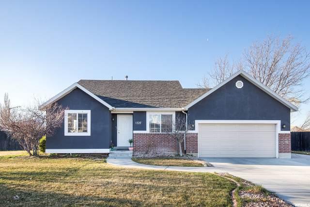 1527 W 1065 S, Springville, UT 84663 (#1661949) :: Utah City Living Real Estate Group