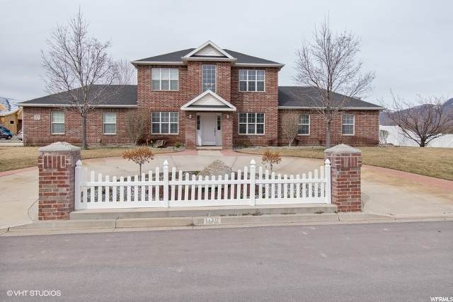 1170 W Park Meadows Dr S, Mapleton, UT 84664 (#1661979) :: The Fields Team