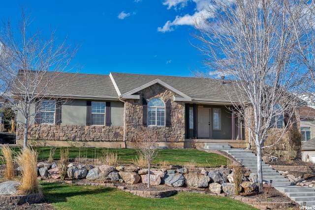 6338 W Skyline Dr N, Highland, UT 84003 (#1662008) :: Big Key Real Estate