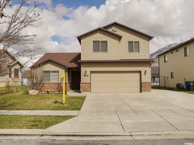 428 W Mary Melling Way S, Ogden, UT 84404 (MLS #1662040) :: Lookout Real Estate Group