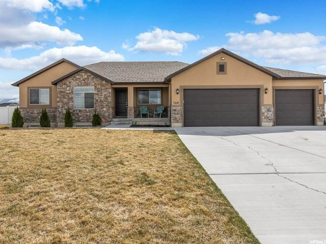 748 E Welles Canyon Rd, Grantsville, UT 84029 (#1662192) :: Colemere Realty Associates