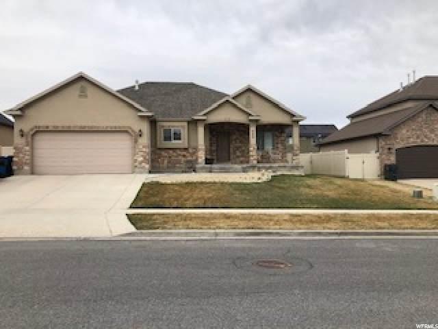 668 W Aspen Hills Blvd N, Saratoga Springs, UT 84045 (#1662229) :: Utah Best Real Estate Team | Century 21 Everest