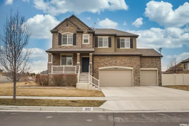 1822 S 3525 W #411, Syracuse, UT 84075 (MLS #1662357) :: Lookout Real Estate Group
