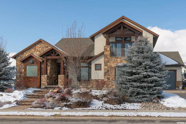 408 S Fox Den Rd, Midway, UT 84049 (#1662518) :: Red Sign Team