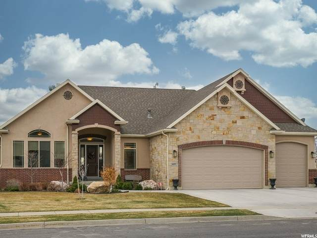 613 W 3500 N, Pleasant View, UT 84414 (#1662632) :: REALTY ONE GROUP ARETE