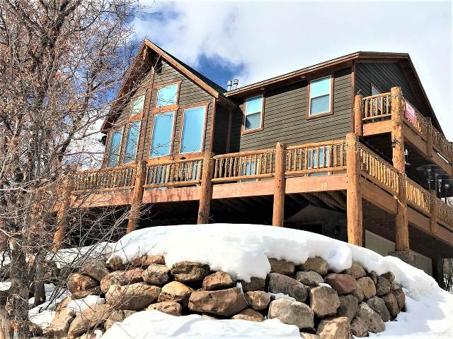 19 Goshawk Pl #530, Fish Haven, ID 83287 (#1662633) :: Big Key Real Estate