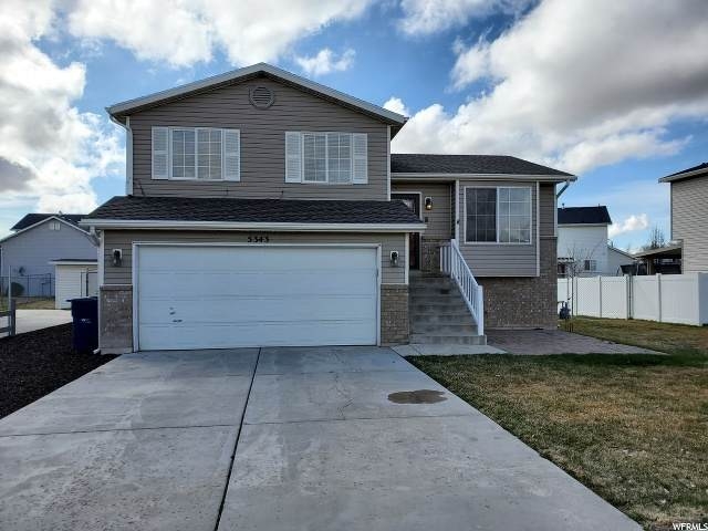 5343 S 4200 W, Roy, UT 84067 (#1662698) :: Doxey Real Estate Group