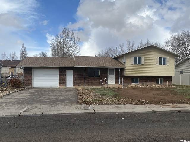 401 E 700 S, Roosevelt, UT 84066 (#1662743) :: Bustos Real Estate | Keller Williams Utah Realtors