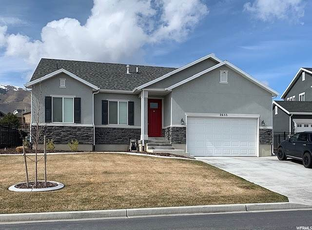 2653 S Waterview Dr E, Saratoga Springs, UT 84045 (#1662887) :: Red Sign Team
