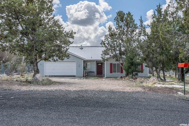 128 E Forest Dr, Central, UT 84722 (#1662935) :: Red Sign Team