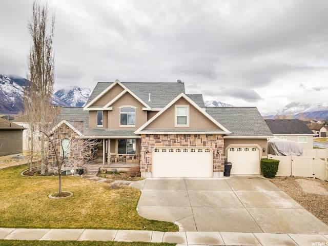 808 E 320 N, Salem, UT 84653 (#1662954) :: Big Key Real Estate