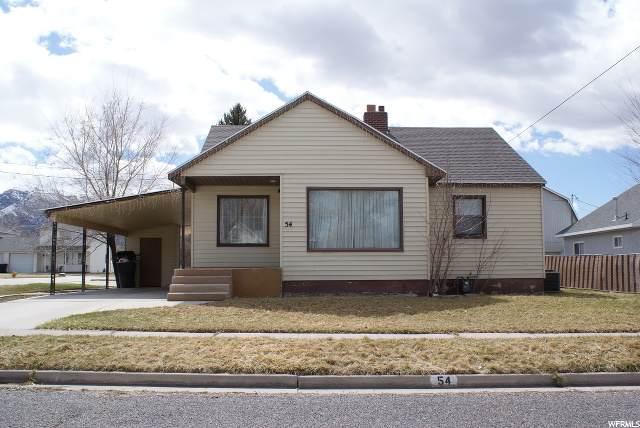 54 E 200 S, Ephraim, UT 84627 (MLS #1663045) :: Lawson Real Estate Team - Engel & Völkers