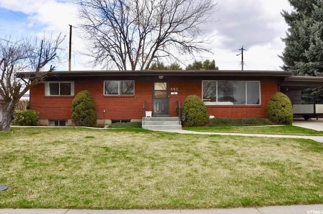485 E 1960 S, Orem, UT 84058 (#1663064) :: Big Key Real Estate